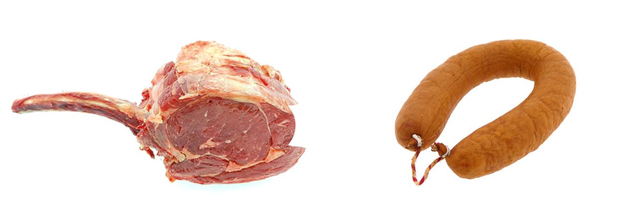 banner vlees website